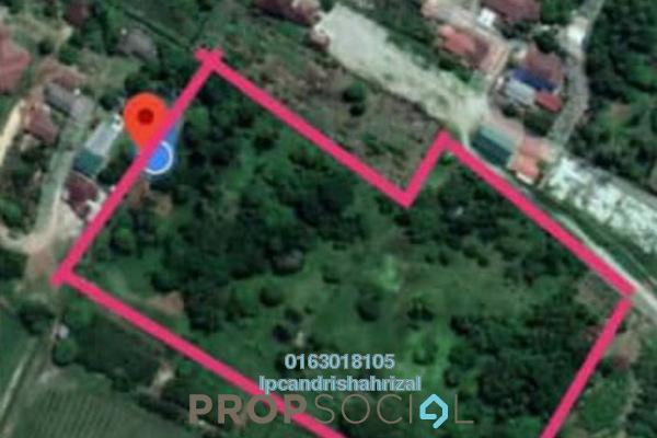 Land For Sale in Bandar Hilir, Melaka Freehold Unfurnished 0R/0B 2.55m