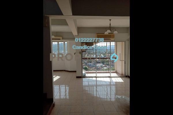 Condominium For Sale in Kondominium 8, Ampang Hilir Freehold Semi Furnished 6R/3B 528k