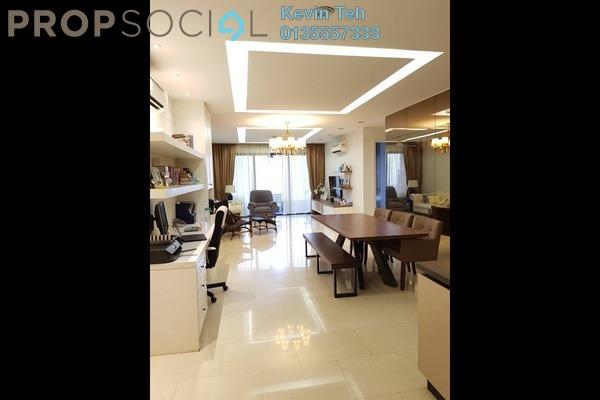 Condominium For Rent in Concerto Kiara, Dutamas Freehold Fully Furnished 3R/5B 5k