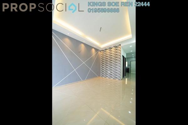 Terrace For Sale in Kampung Jawa, Segamat Freehold Semi Furnished 3R/2B 365k