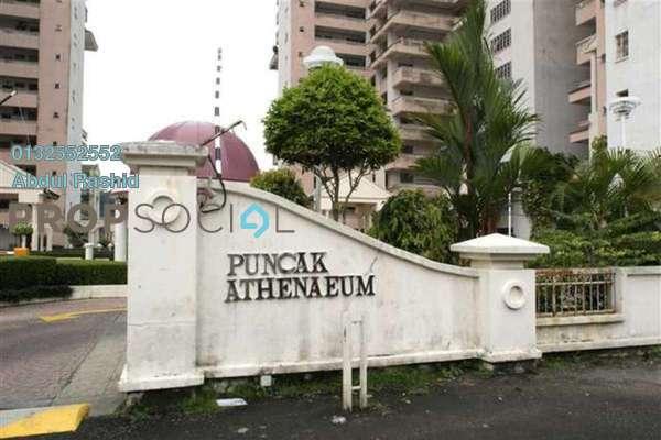 Condominium For Sale in Puncak Athenaeum, Bukit Antarabangsa Freehold Unfurnished 3R/2B 290k