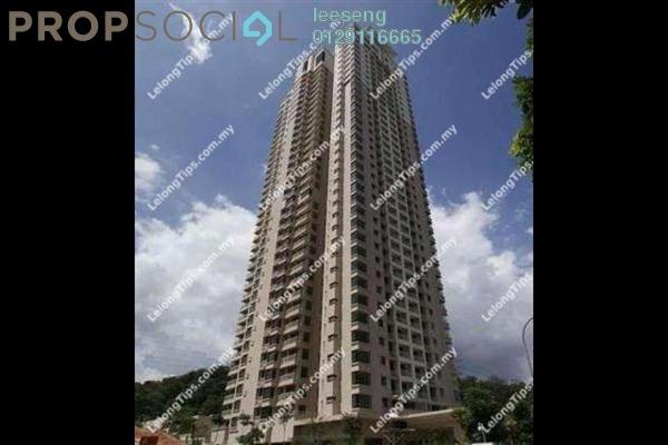Condominium For Sale in Casa Kiara II, Mont Kiara Freehold Unfurnished 0R/0B 855k