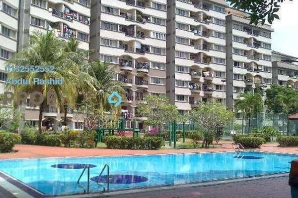 For Rent Condominium at Sri Jelatek, Wangsa Maju Freehold Unfurnished 3R/2B 1.5k