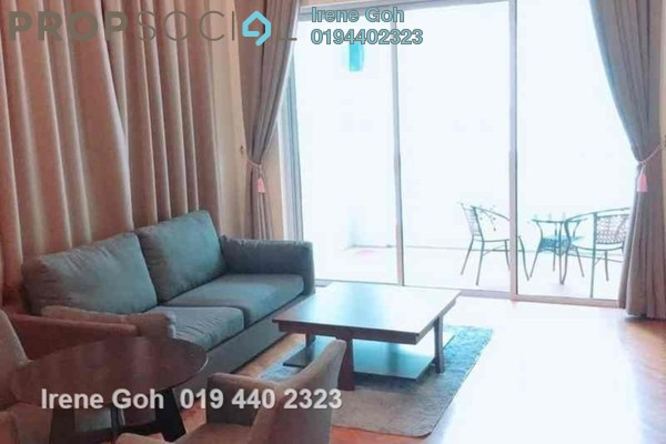 Condominium For Sale in Straits Quay, Seri Tanjung Pinang Freehold Fully Furnished 1R/2B 900k
