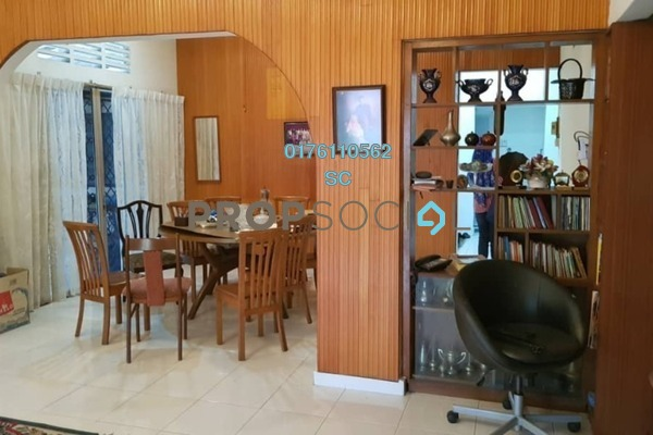 Bungalow For Sale in Section 3, Petaling Jaya Freehold Semi Furnished 4R/3B 1.5m