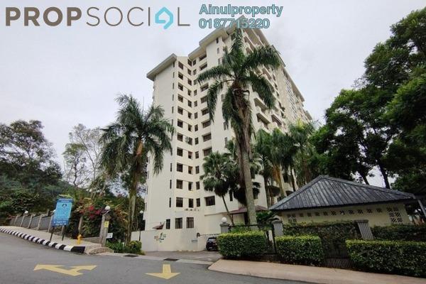 Condominium For Sale in Kiara View, TTDI Freehold Semi Furnished 3R/2B 1.1m