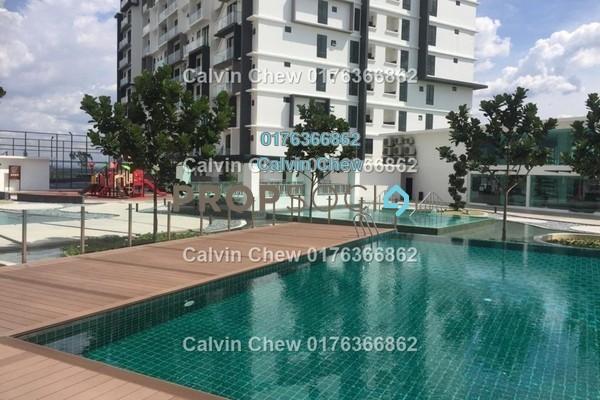 Serviced Residence For Sale in Maple Residences, Bandar Bestari Freehold Unfurnished 3R/2B 440k