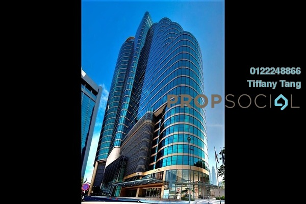 Office For Rent in Sunway Tower, Dang Wangi Freehold Fully Furnished 0R/0B 21k