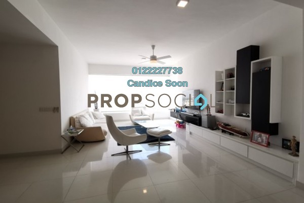 Condominium For Sale in Verticas Residensi, Bukit Ceylon Freehold Fully Furnished 3R/4B 1.78m