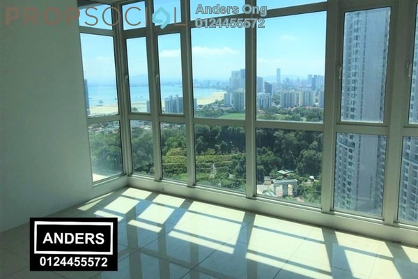For Sale Condominium at The Peak Residences, Tanjung Tokong Freehold Unfurnished 3R/2B 580k