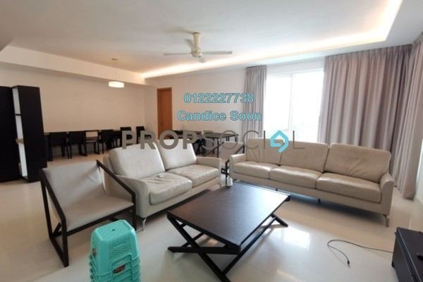 Condominium For Sale in Verticas Residensi, Bukit Ceylon Freehold Fully Furnished 3R/4B 1.99m