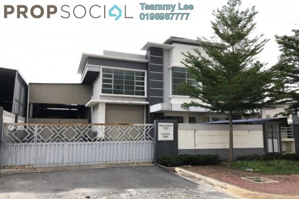 Factory For Sale in Permas 11, Bandar Baru Permas Jaya Freehold Unfurnished 0R/0B 1.9m