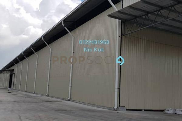 Factory For Rent in Kampung Telok Gong , Port Klang Freehold Unfurnished 0R/0B 72.9k