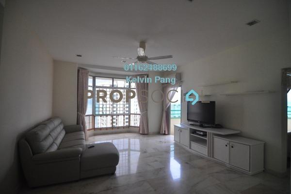 Condominium For Sale in Diamond Villa, Tanjung Bungah Freehold Fully Furnished 4R/3B 950k