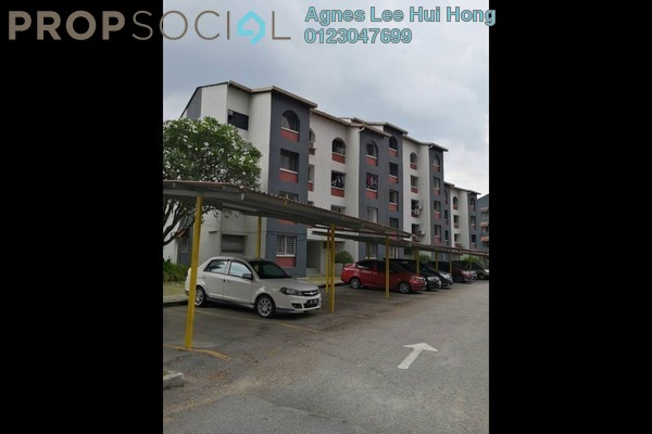 Apartment For Rent in Desa 288, Ampang Freehold Unfurnished 3R/2B 1.2k