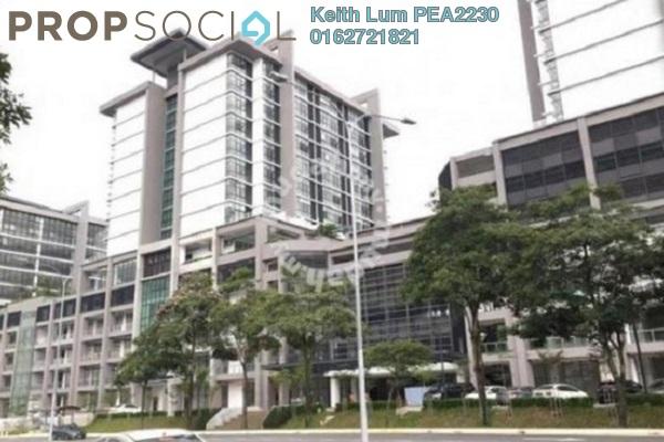 Condominium For Sale in Q Suite @ Queensville, Bandar Sri Permaisuri Freehold Unfurnished 1R/1B 399k