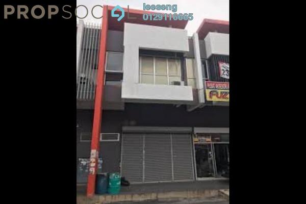 Factory For Sale in Taman Setapak Jaya, Setapak Freehold Unfurnished 0R/0B 1.3m