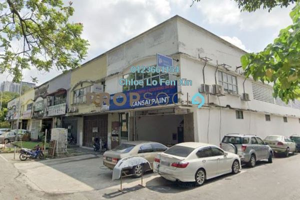 Factory For Sale in Taman Perindustrian OUG, Old Klang Road Freehold Semi Furnished 0R/2B 1.48m