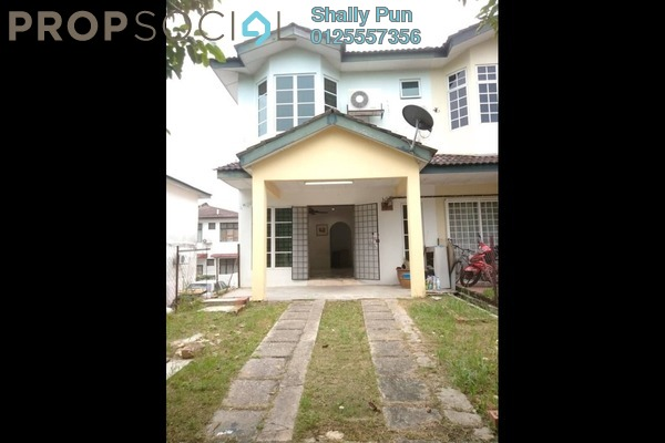 Terrace For Sale in Saujana Puchong, Puchong Freehold Semi Furnished 4R/3B 470k