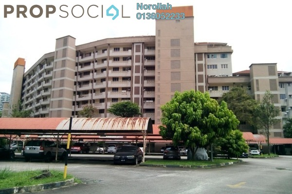 For Rent Condominium at Sri Jelatek, Wangsa Maju Freehold Unfurnished 3R/2B 1.6k