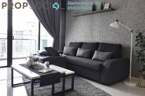 Condominium For Sale in Mirage Residence, KLCC Freehold Fully Furnished 2R/2B 1.7m