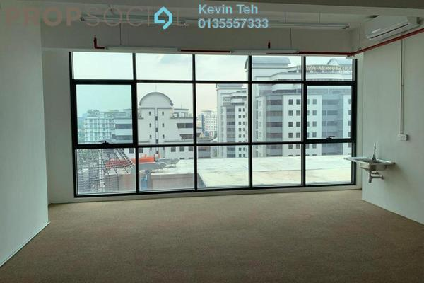 Office For Rent in Kiara 163, Mont Kiara Freehold Semi Furnished 0R/0B 2.5k