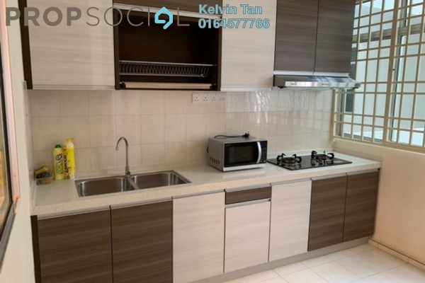 For Rent Condominium at Putra Place, Bayan Indah Freehold Fully Furnished 3R/2B 1.5k