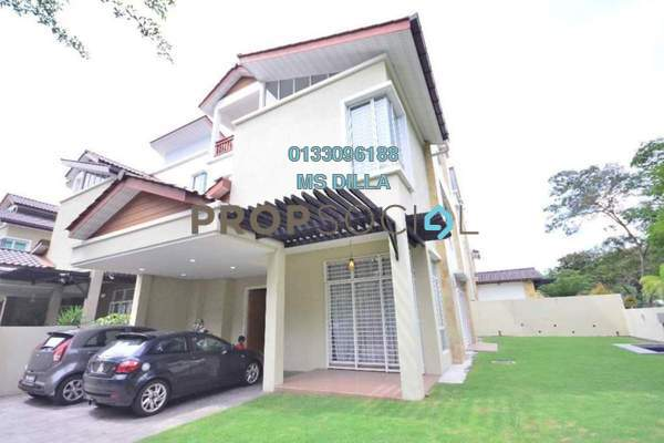 Bungalow For Sale in Section 4, Shah Alam Leasehold Semi Furnished 6R/5B 2.25m
