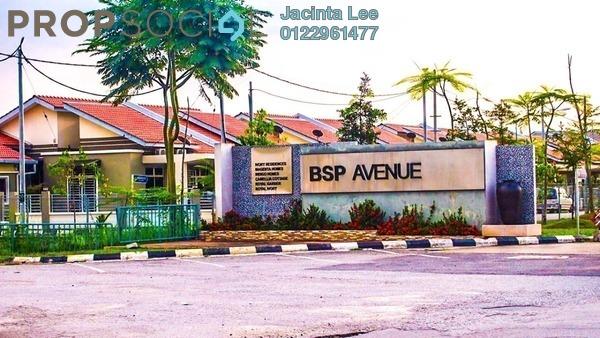 Semi-Detached For Sale in Royal Garden, Bandar Saujana Putra Leasehold Unfurnished 5R/4B 460k