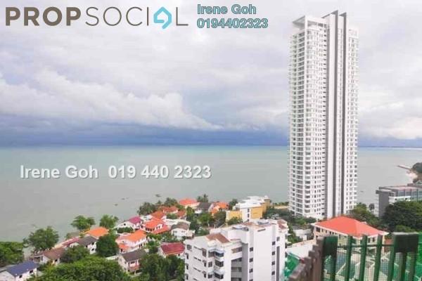 Condominium For Sale in Diamond Villa, Tanjung Bungah Freehold Semi Furnished 4R/3B 1m