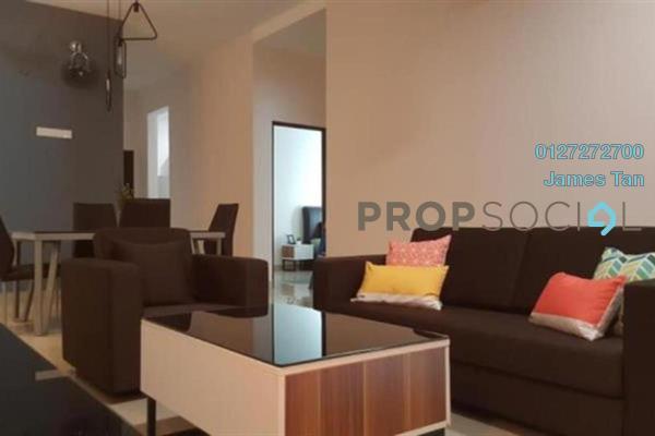 Condominium For Rent in The Armanna @ Kemuning Prima, Kemuning Utama Freehold Fully Furnished 4R/2B 1.7k