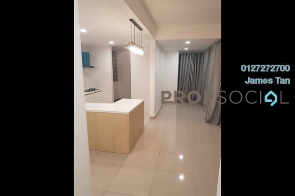 Condominium For Rent in The Armanna @ Kemuning Prima, Kemuning Utama Freehold Semi Furnished 3R/2B 1.6k