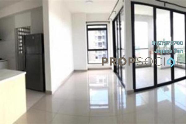 Condominium For Rent in The Armanna @ Kemuning Prima, Kemuning Utama Freehold Semi Furnished 4R/2B 1.65k