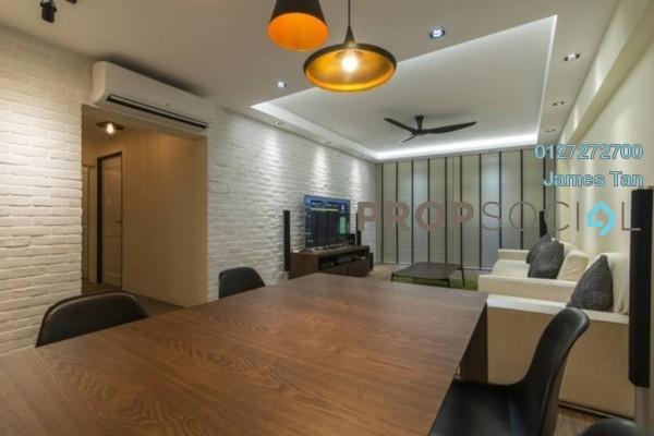 Condominium For Rent in The Armanna @ Kemuning Prima, Kemuning Utama Freehold Fully Furnished 3R/2B 1.8k