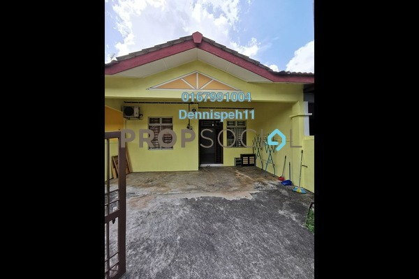 Terrace For Rent in Taman Bukit Indah, Bukit Indah Freehold Unfurnished 3R/2B 1.1k