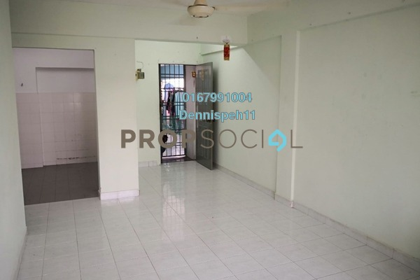 Apartment For Sale in Taman Selesa Jaya, Skudai Freehold Unfurnished 3R/2B 179k