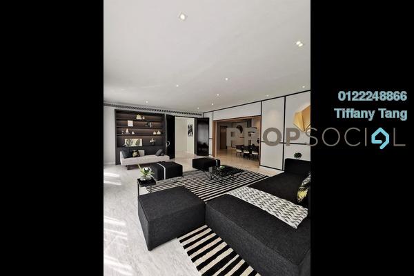 Duplex For Sale in Nobleton Crest, Ampang Hilir Freehold Fully Furnished 4R/4B 4.2m