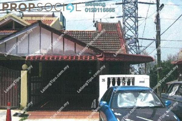 Terrace For Sale in Taman Bukit Idaman, Selayang Freehold Unfurnished 0R/0B 283k