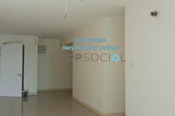 For Sale Condominium at Sentul Point, Sentul Freehold Unfurnished 3R/2B 550k