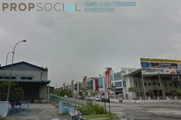 Apartment For Rent in Bukit Kemuning Industrial Park, Kota Kemuning Freehold Semi Furnished 2R/2B 60k