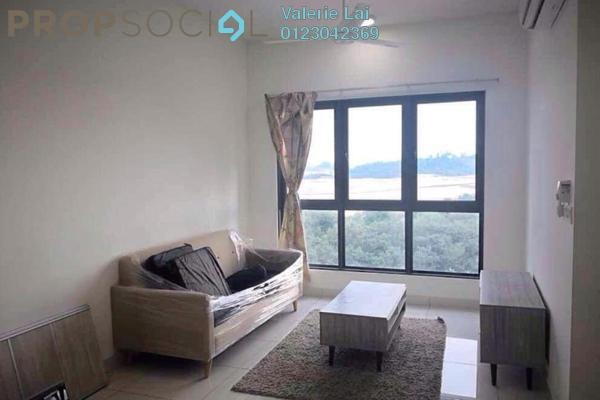 Serviced Residence For Rent in The Link 2 @ Bukit Jalil, Bukit Jalil Freehold Fully Furnished 2R/1B 2k