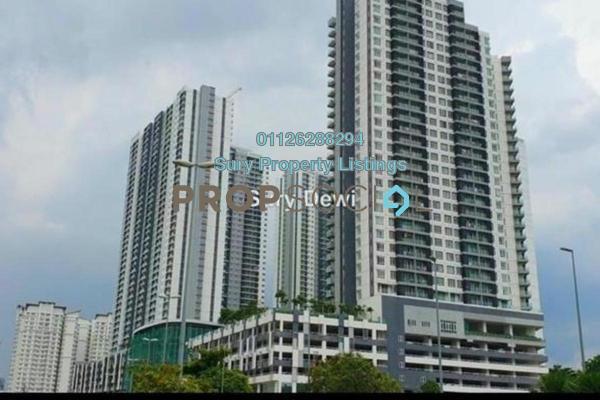 For Sale Condominium at Sentul Point, Sentul Freehold Unfurnished 3R/2B 620k