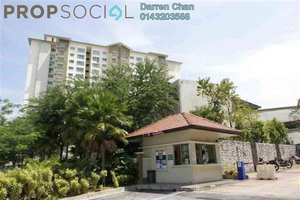 Condominium For Rent in Green Avenue, Bukit Jalil Freehold Fully Furnished 3R/2B 2k