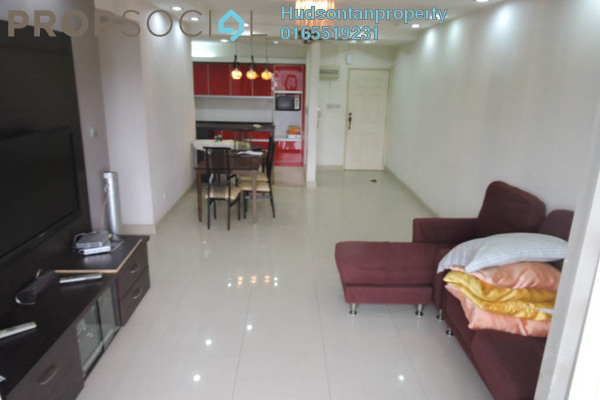 Condominium For Sale in Perdana Impian Apartment, Kajang Freehold Semi Furnished 3R/2B 240k
