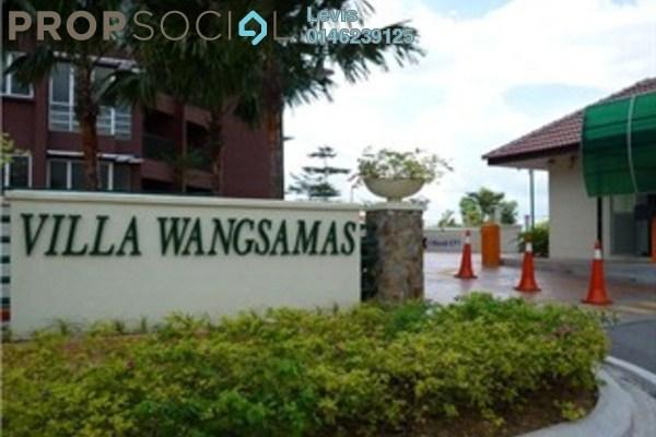Condominium For Rent in Villa Wangsamas, Wangsa Maju Freehold Fully Furnished 3R/2B 1.8k