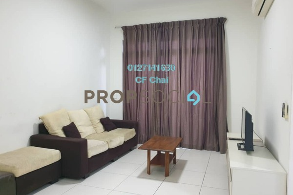 Serviced Residence For Sale in Sky View, Bukit Indah Freehold Fully Furnished 2R/2B 430k
