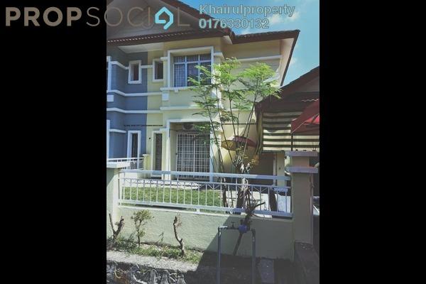 Semi-Detached For Sale in Puncak Alam Jaya Residences, Shah Alam Freehold Semi Furnished 4R/3B 340k