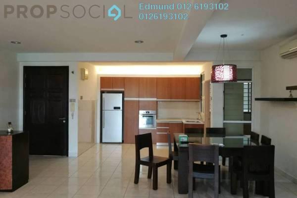 Condominium For Sale in Sterling, Kelana Jaya Freehold Semi Furnished 4R/2B 865k