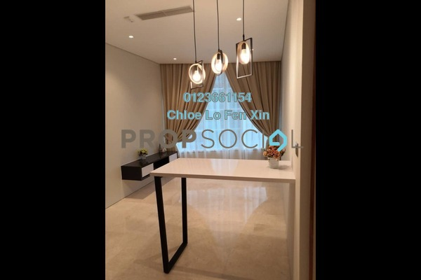 Serviced Residence For Rent in Sky Suites @ KLCC, KLCC Freehold Fully Furnished 2R/2B 3.2k