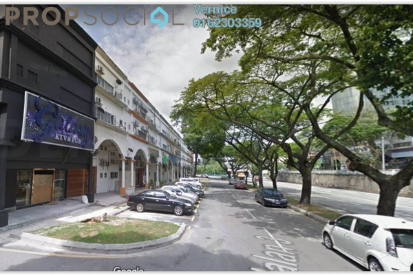 Office For Sale in Section 4, Bandar Mahkota Cheras Freehold Unfurnished 0R/2B 1.88m